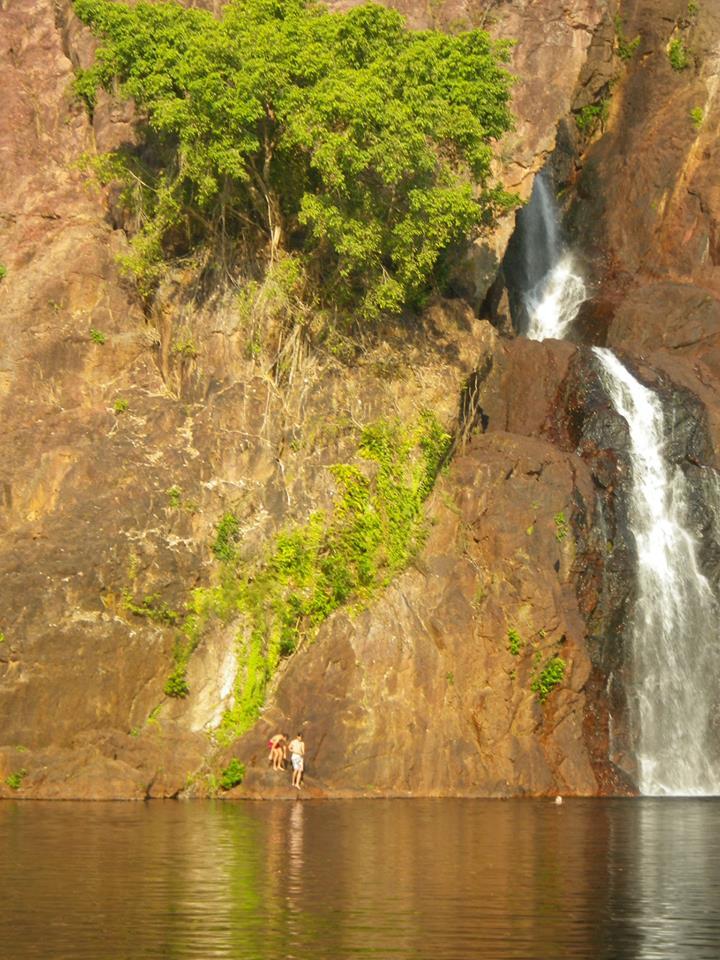 wangi falls national park