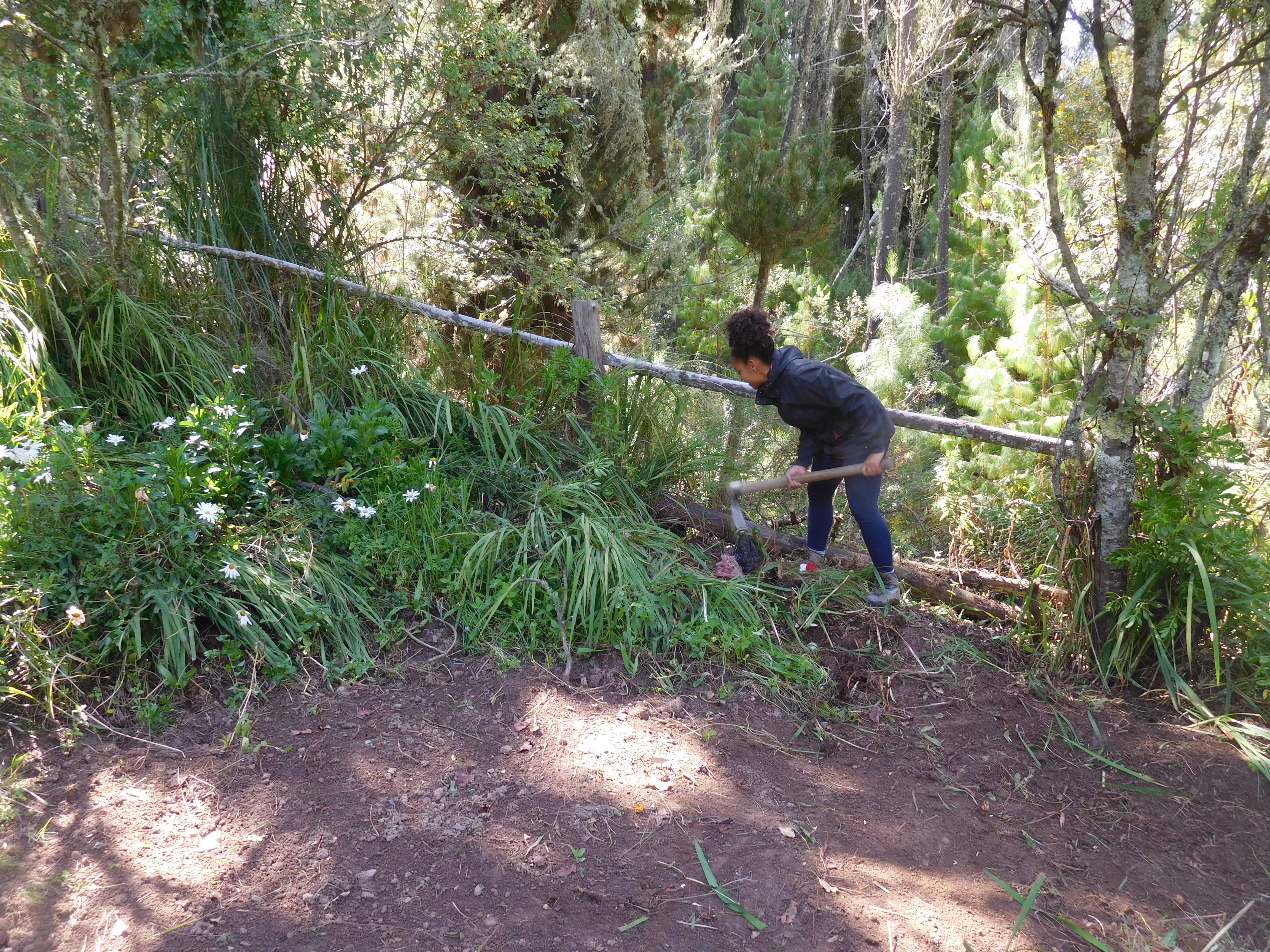 helpx dans un centre ecologique en bolivie