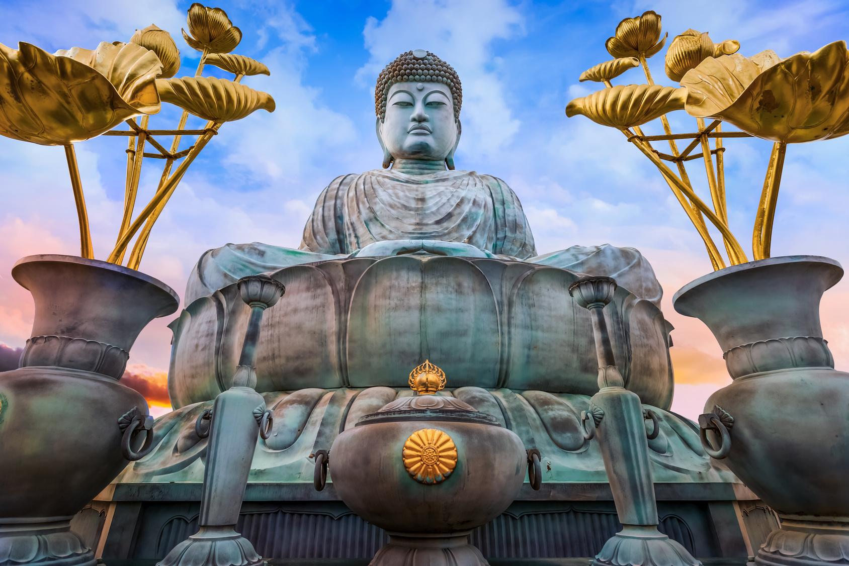 grand bouddha de hyogo à kobe