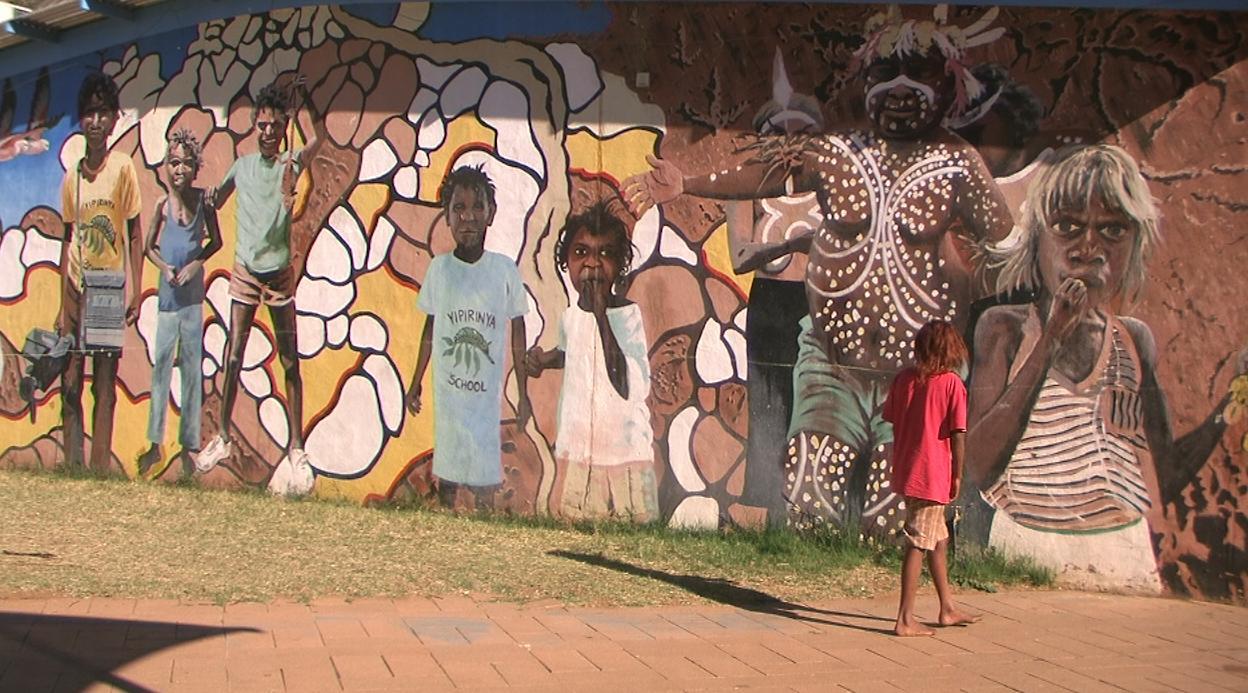 aborigenes dans le film the australian way