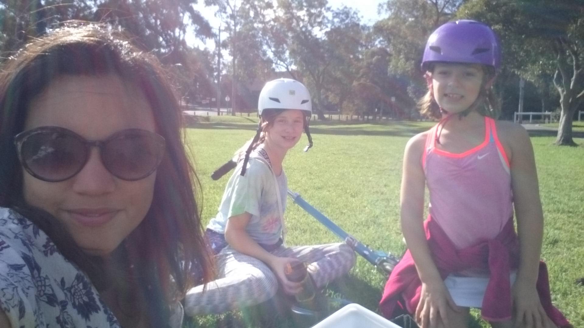 kelly fille au pair en australie