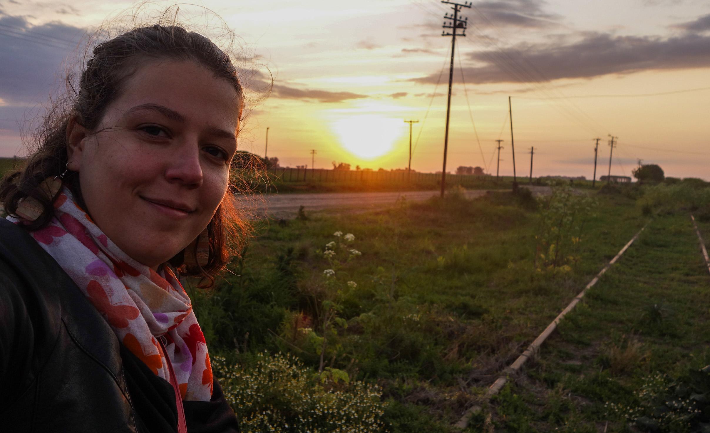 Lucie en PVT Argentine : voyager différemment
