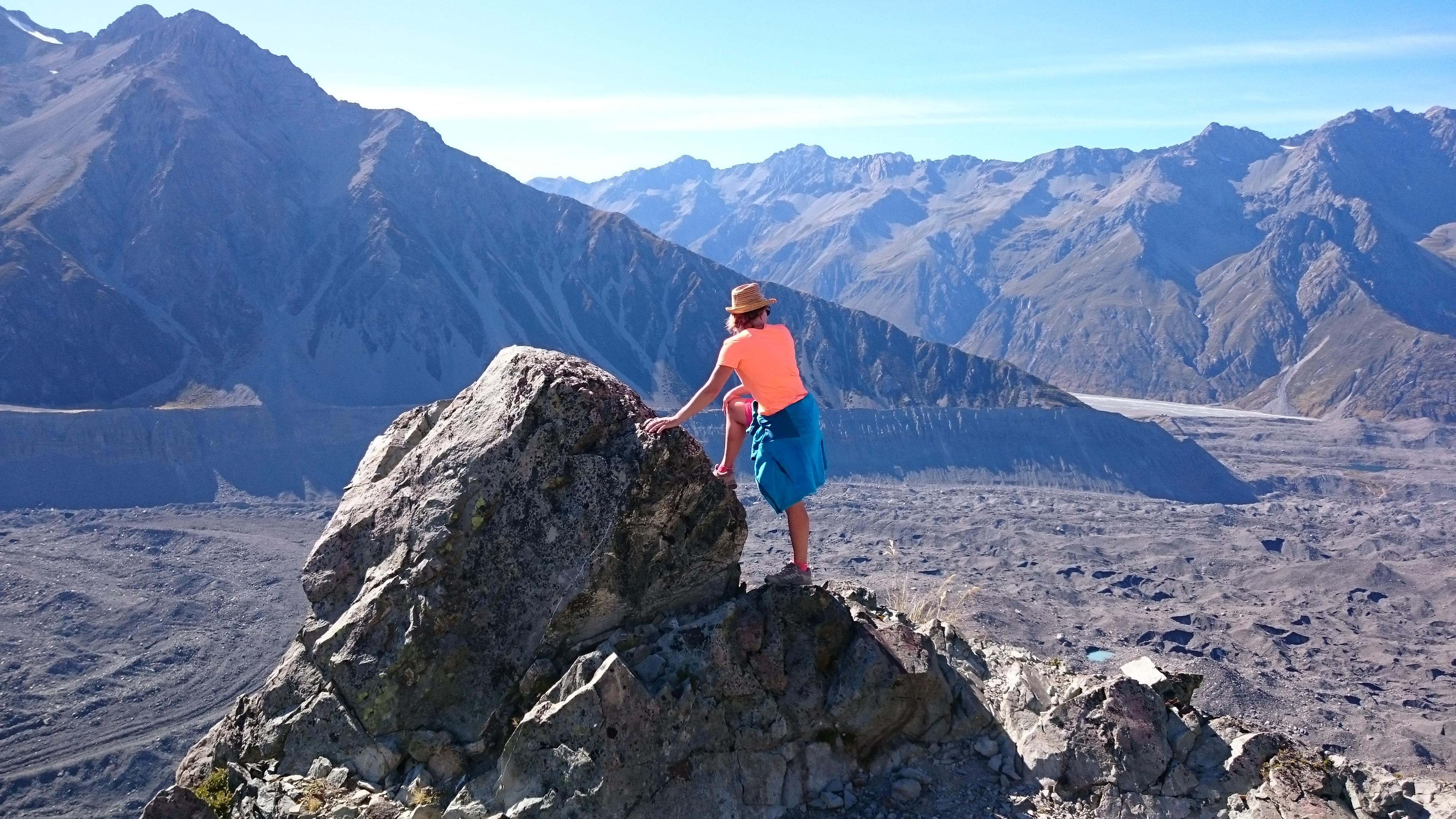 Camille du blog «ça pédale fort» nous raconte son WHV Nouvelle-Zélande