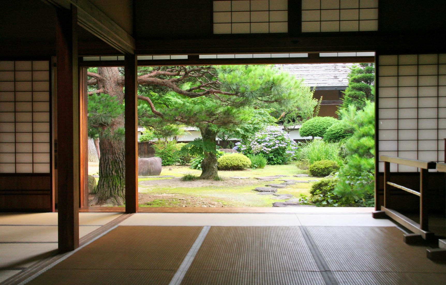 minshuku japon