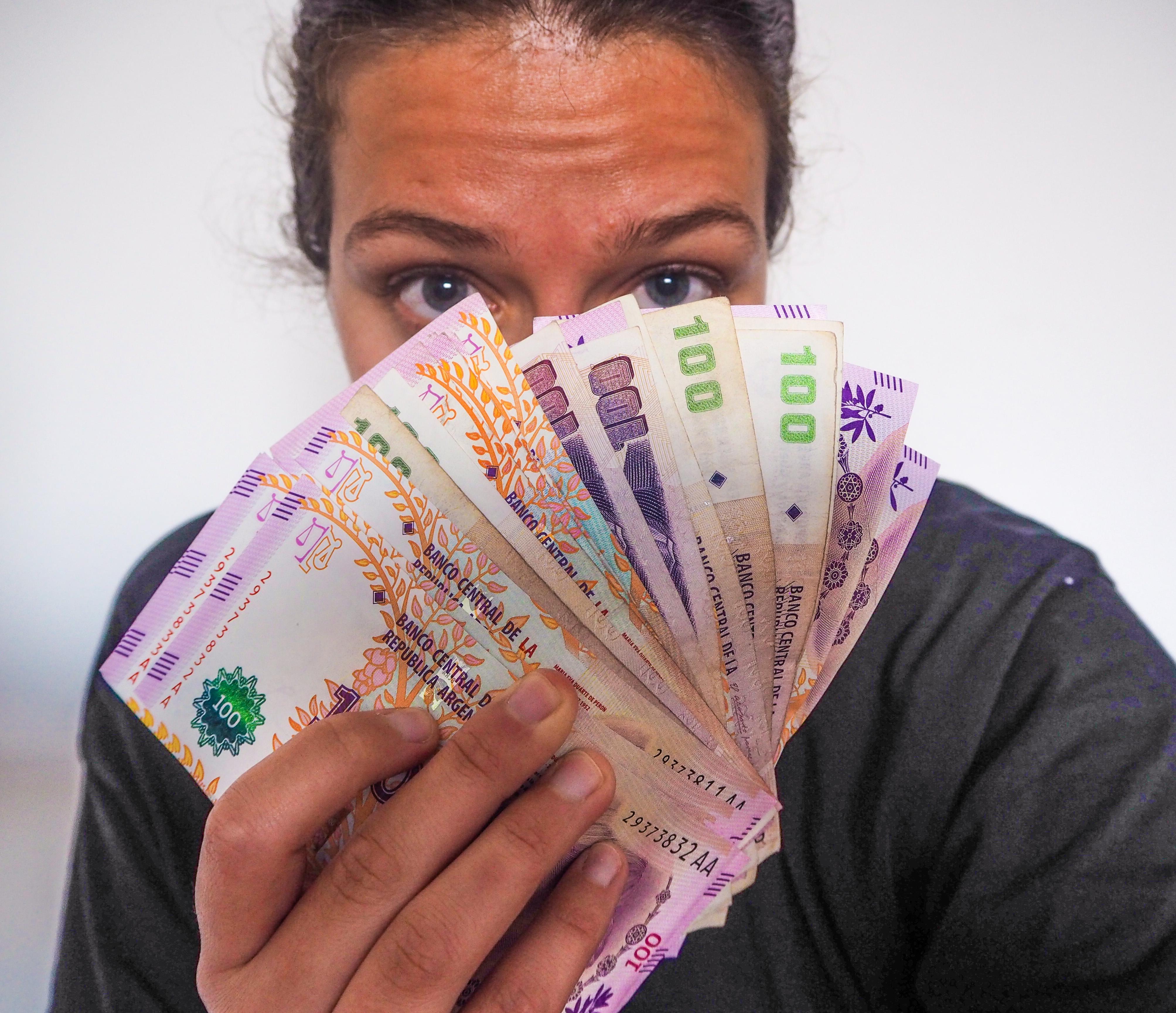 argent en argentine