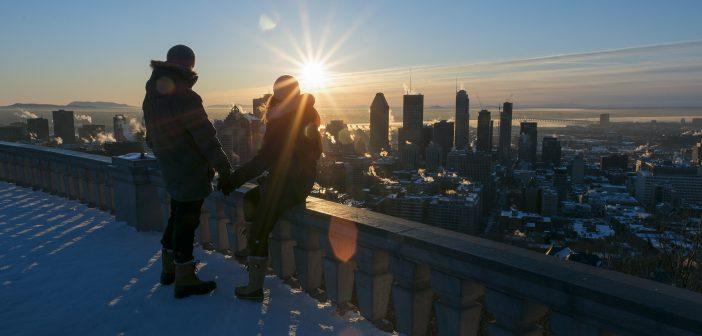 Vivre à Montréal et faire un road trip au Canada