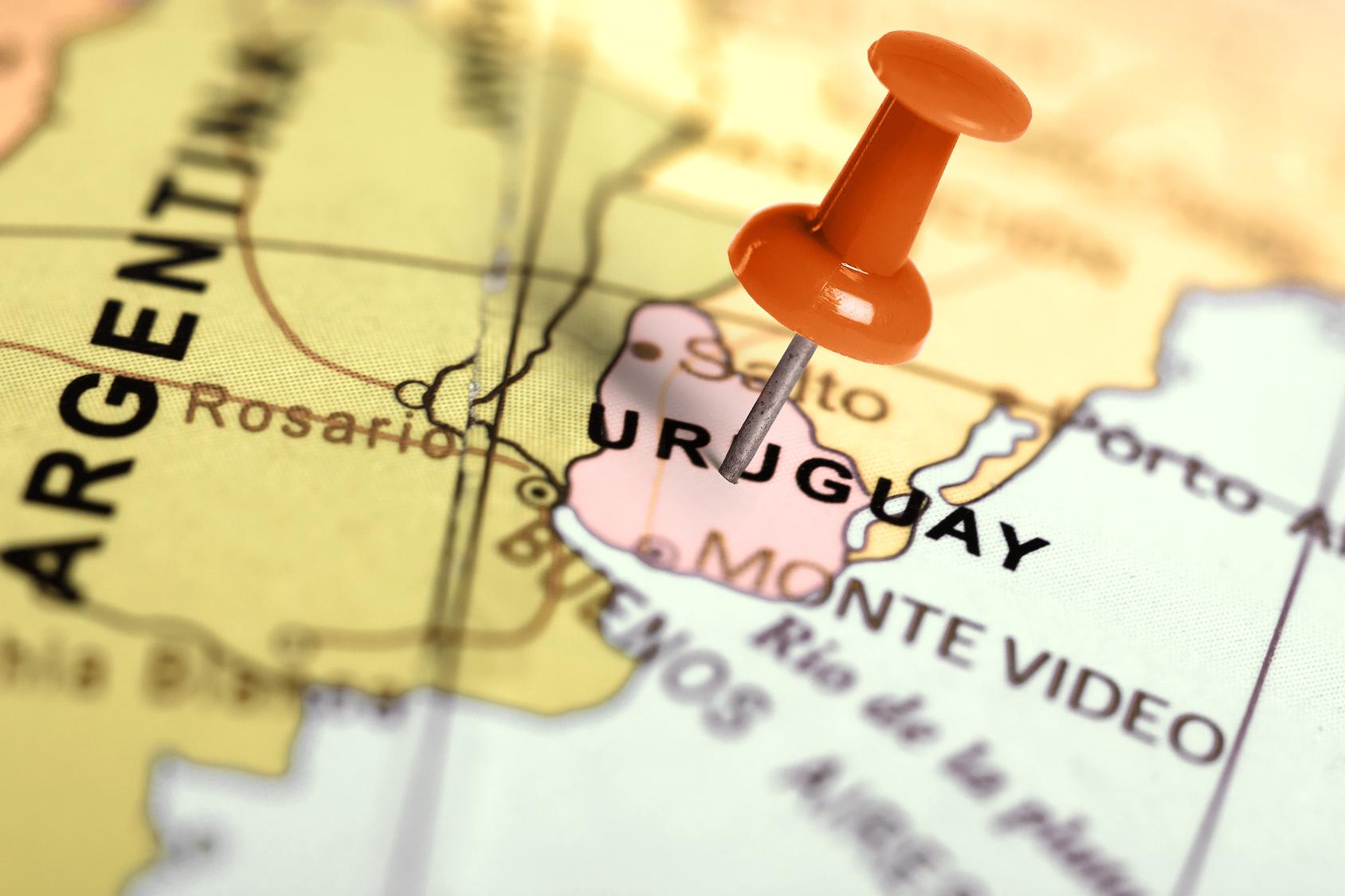 Le PVT Uruguay est entré en vigueur