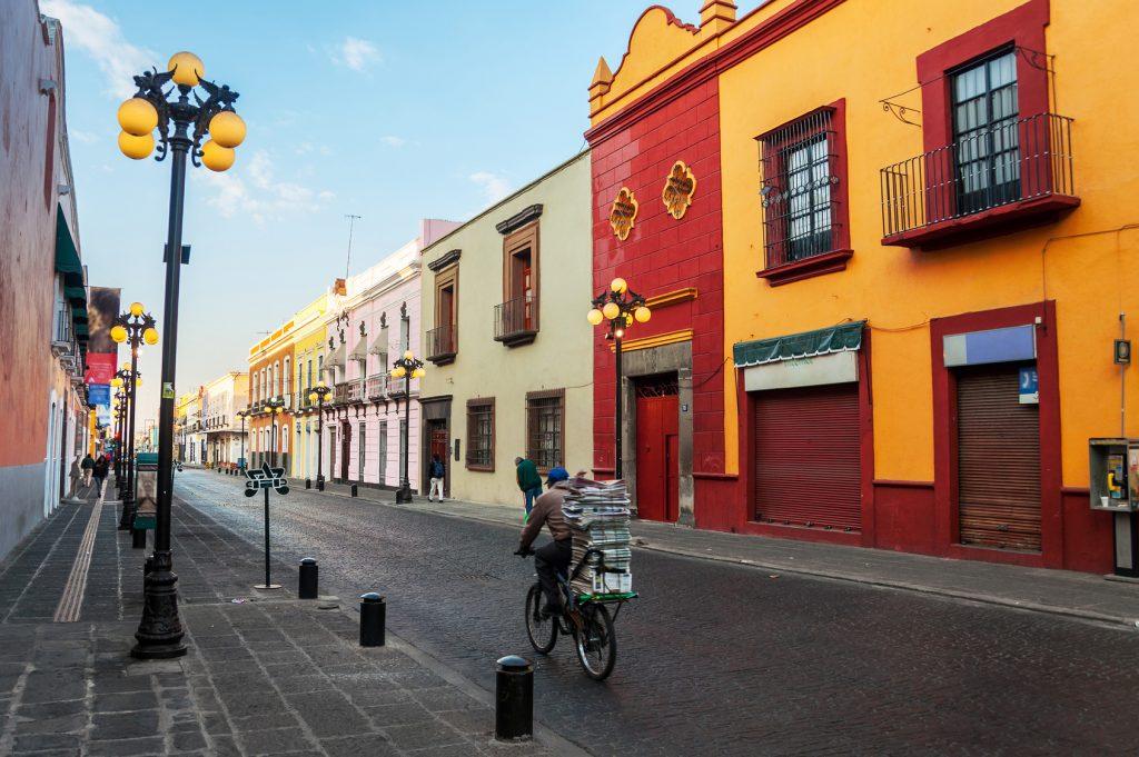 Puebla de Zaragoza au mexique