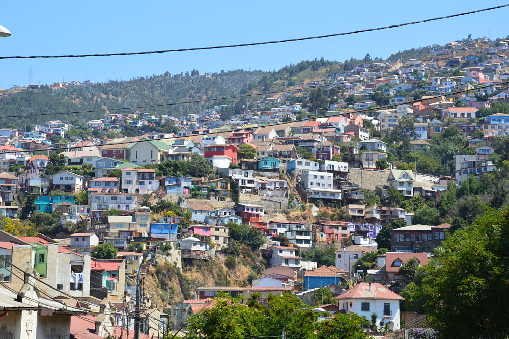 visiter Valparaiso une ville tout en couleurs