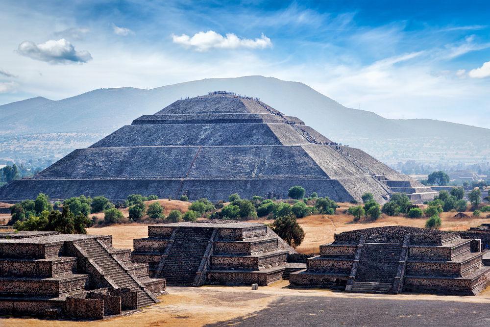 temple a decouvrir lors de votre PVT mexique