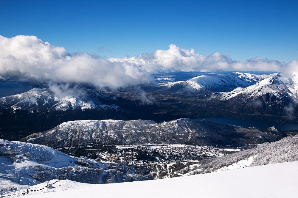 Bariloche fait aussi parti des destinations originales en Argentine