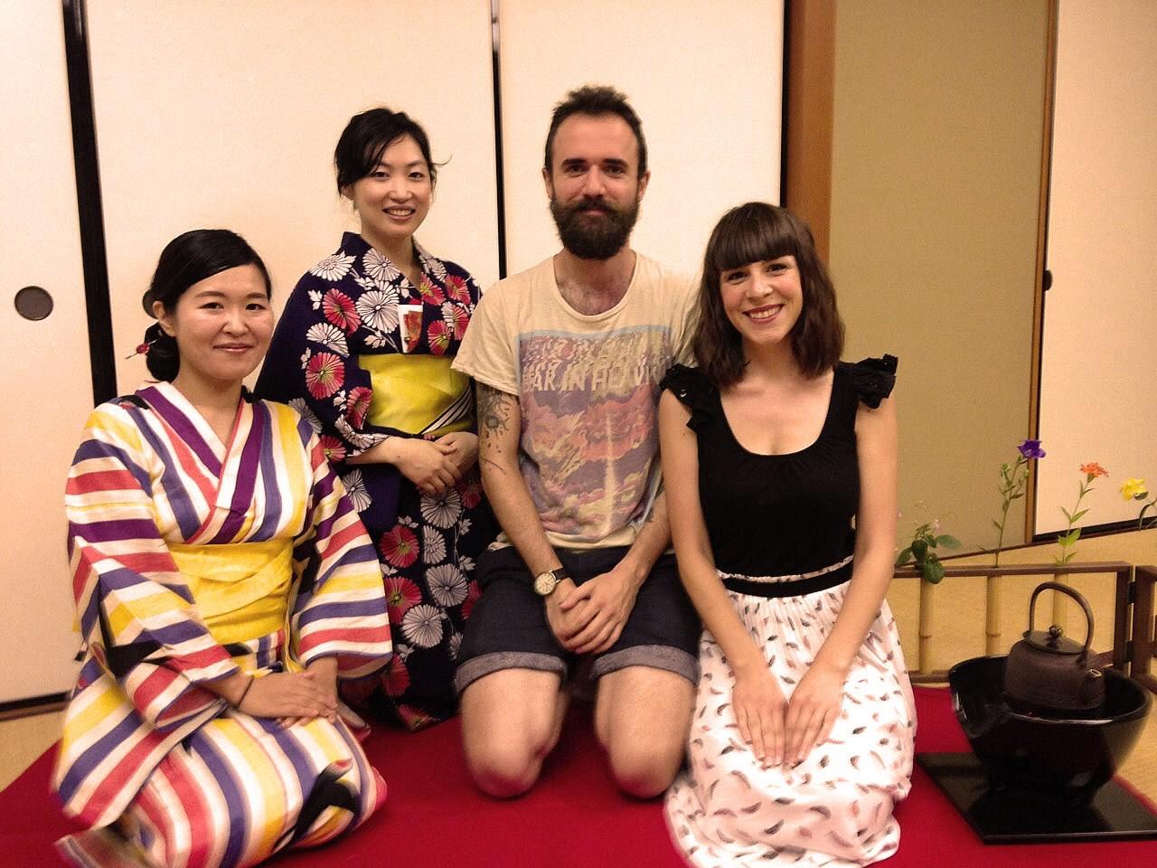 WHV Japon : Morgane, débordante d'activités à Tokyo
