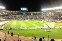 Le Monumental, un stade où se déroule un match de foot à Buenos Aires