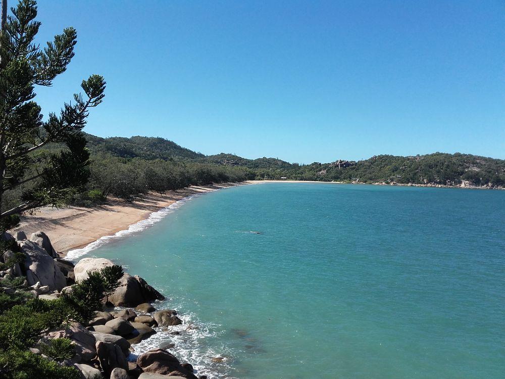 Magnetic Island est une île au large de Townsville