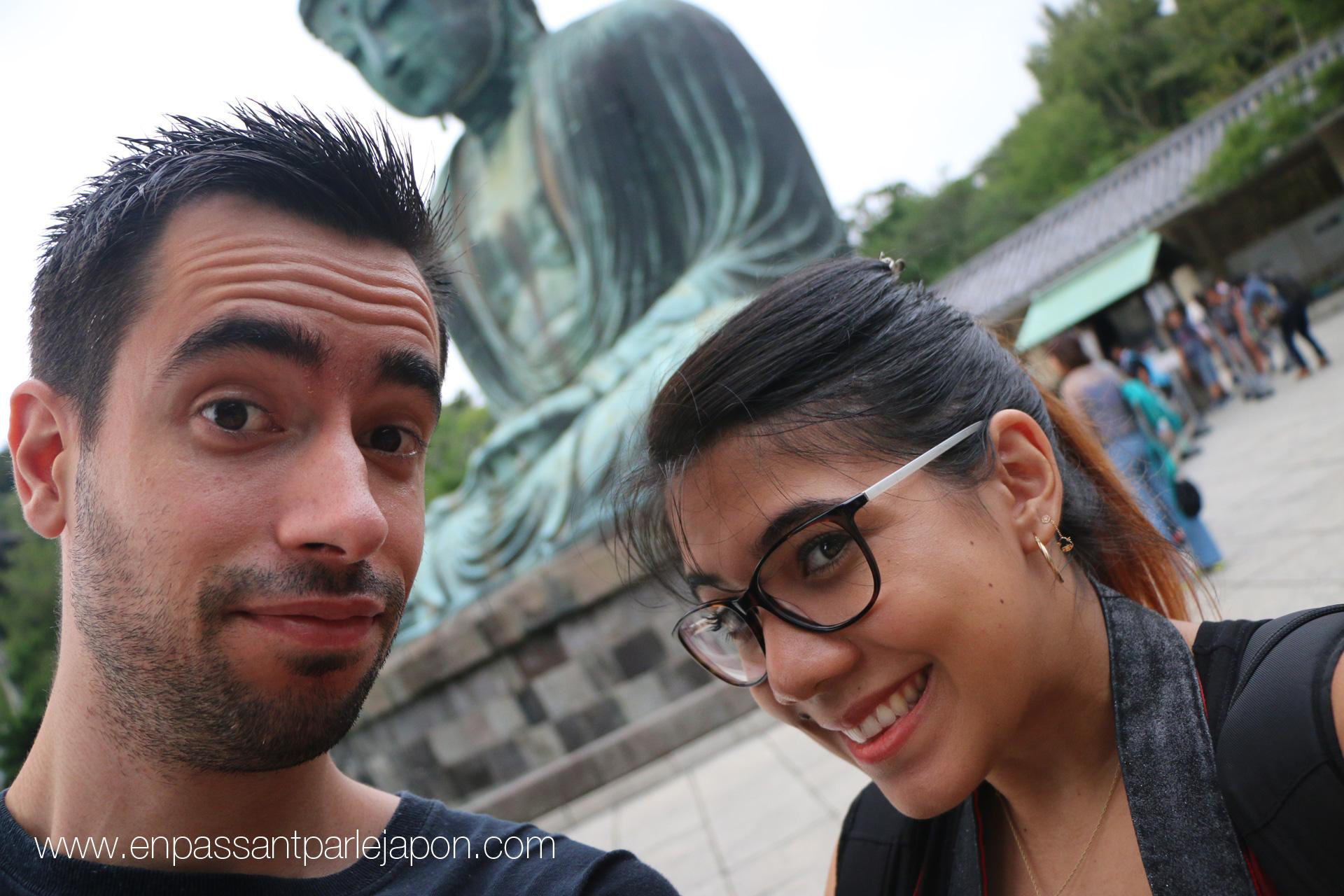 Matthieu et Cindy sont partis en PVT Japon
