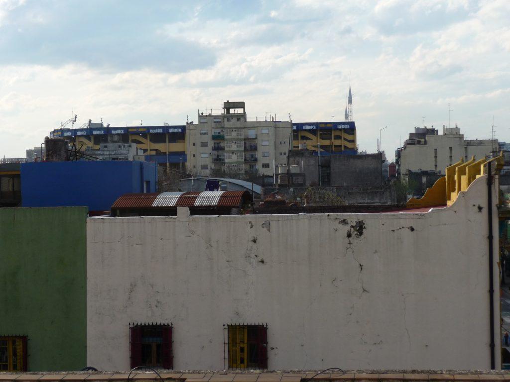 La Bombonera, stade mythique pour voir un match de foot à Buenos Aires