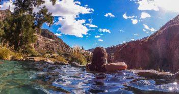 source eau chaude argentine
