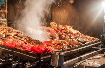L'asado à Montevideo, cuisine en Uruguay