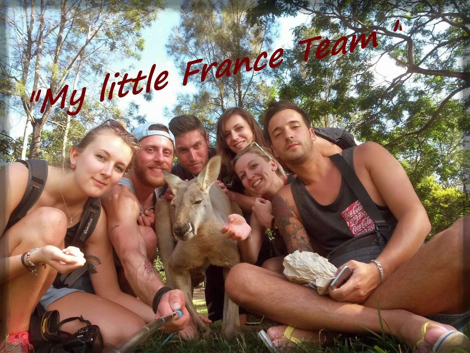 My Little France en Australie