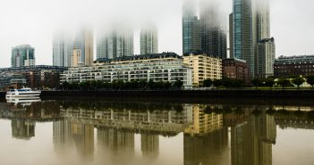 Buenos Aires sous la pluie