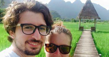 ces deux backpackers ont pris leur drone en australie pour y faire des videos