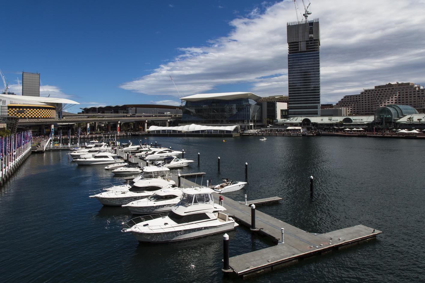 Sydney sur l'eau