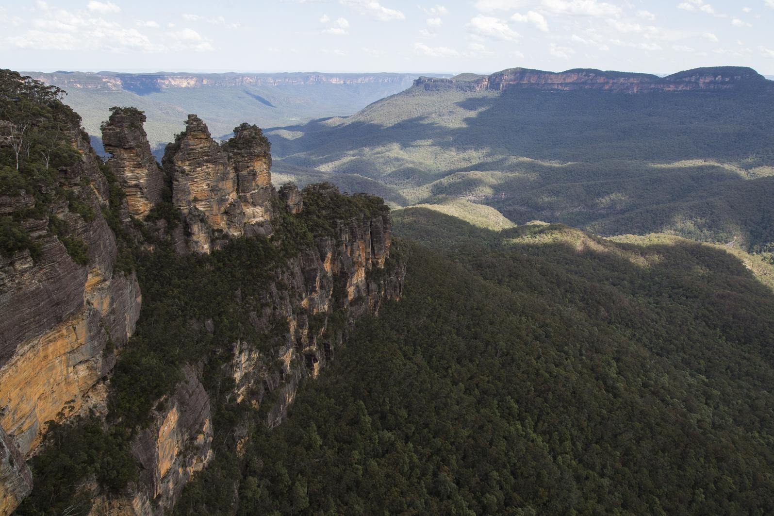 Voyage a Katoomba et dans les Blue Mountains