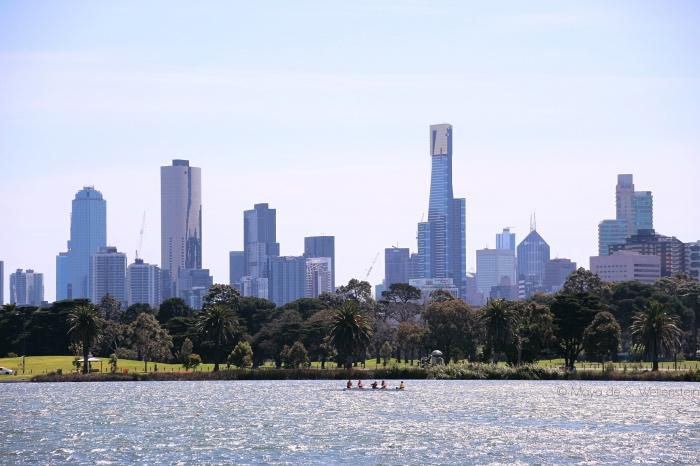 Albert Park a Melbourne