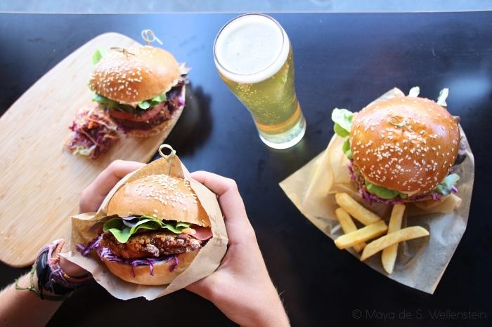 ou manger un burger à melbourne ?