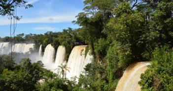 decouvrir les chutes d'Iguazu