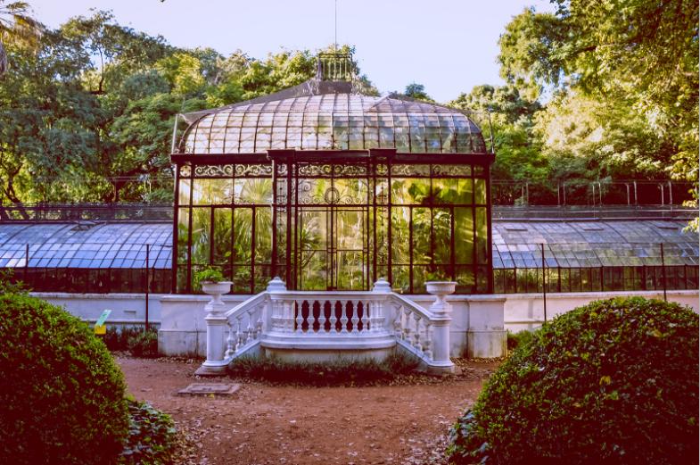 jardin botanique a Buenos Aires