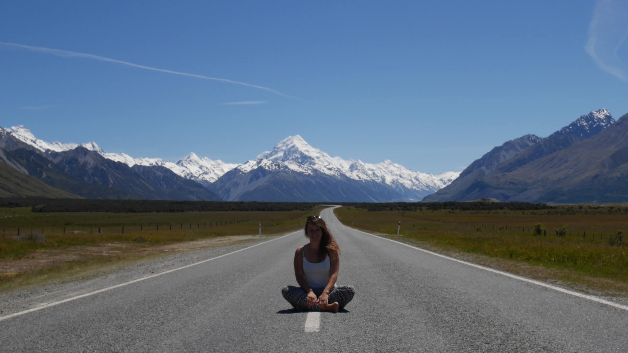 Mathilde vit à fond son WHV en Nouvelle-Zélande !