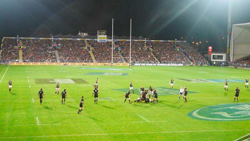 Voir les All Blacks en Nouvelle-Zélande