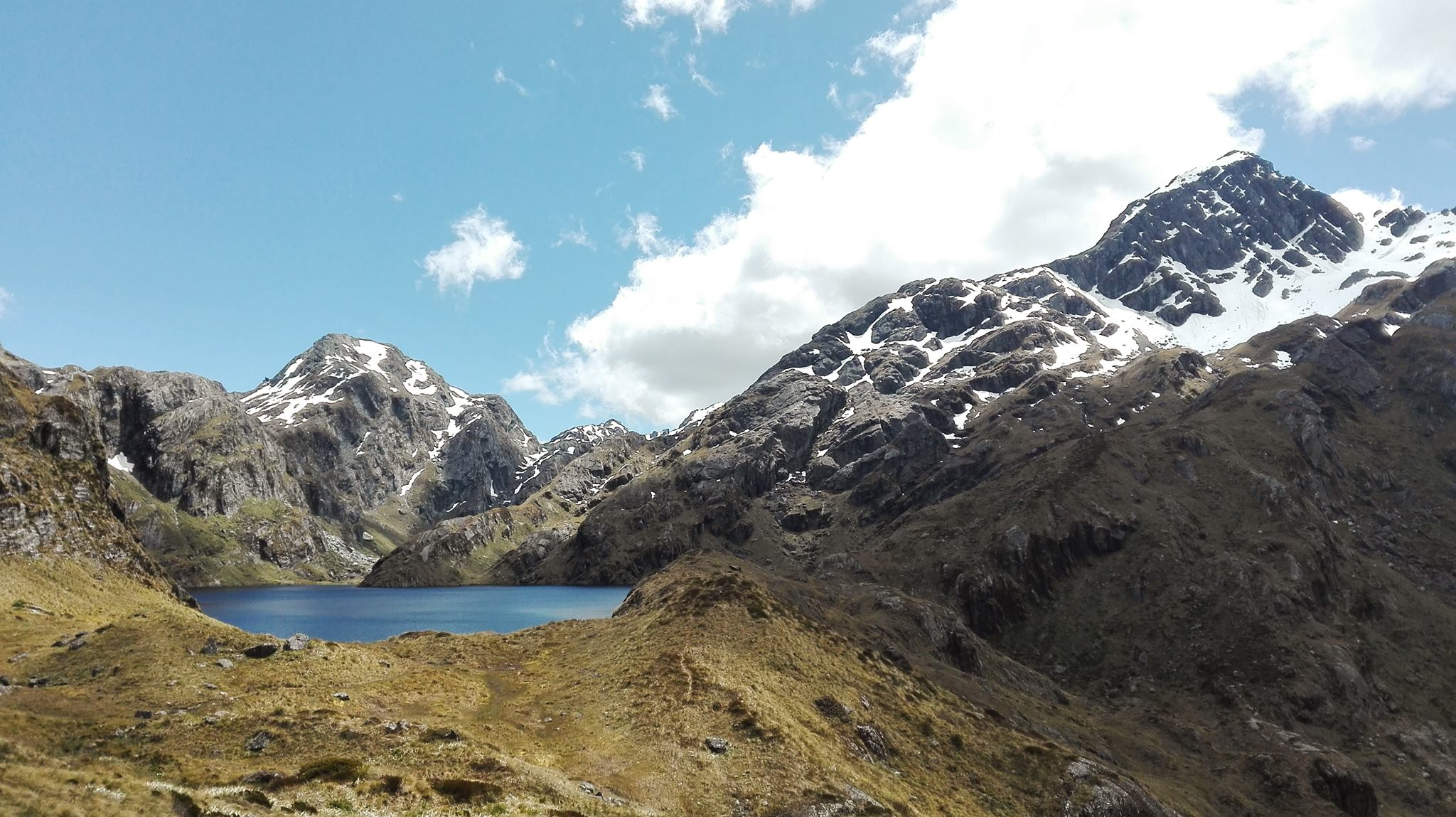 decouvrir la nouvelle-zelande et ses lacs de montagne