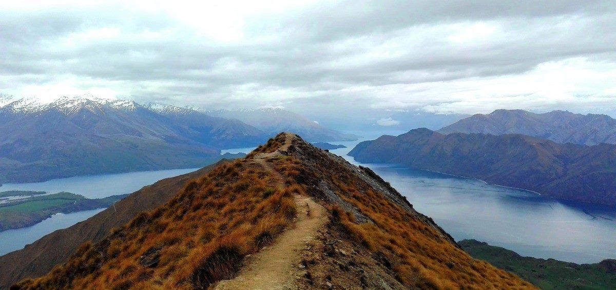 Roy's Peak a Wanaka