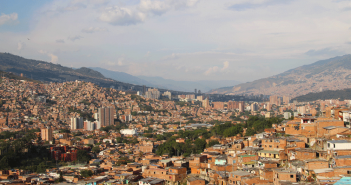s'installer en Colombie a Medellin