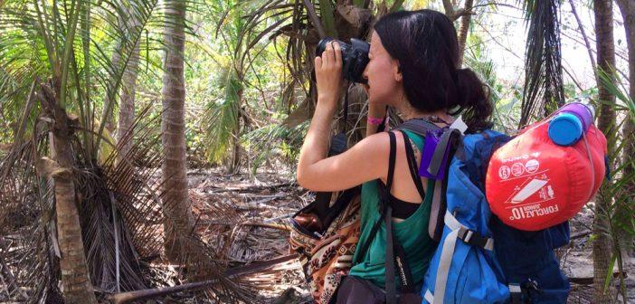 Visiter le Parc Tayrona en Colombie par Amélie