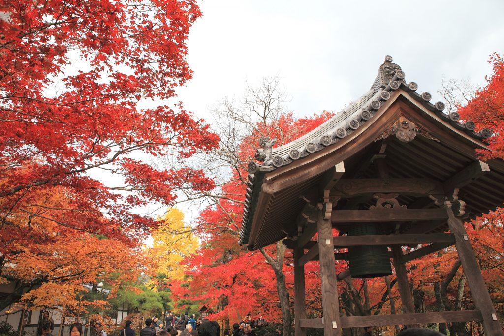 le temple Jojakko-ji