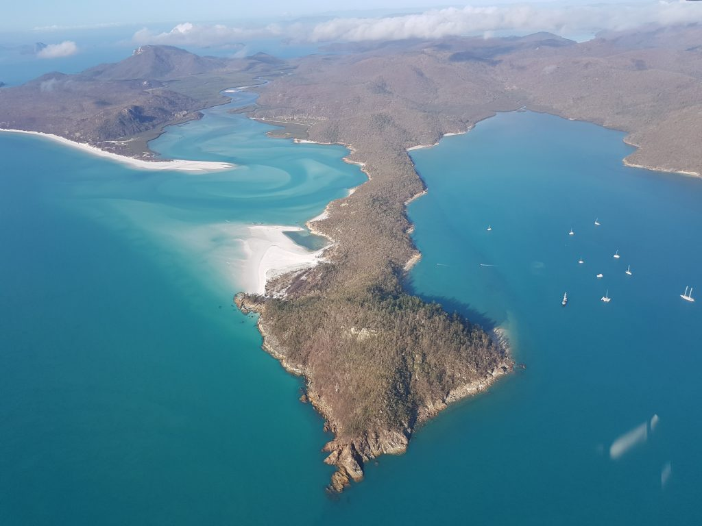 faire du snorkeling en Australie dans les Whitsundays
