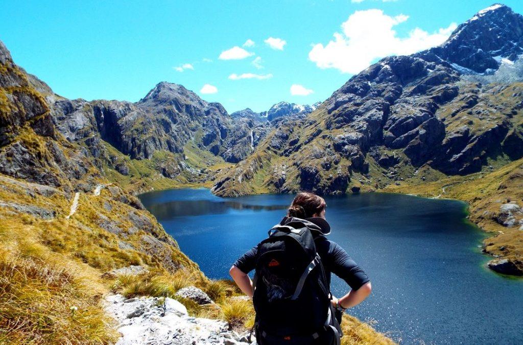 Te Anau, porte d'entree du parc national Fiordland et du Milford Sound
