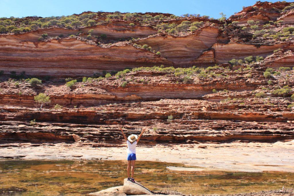 Le Loop à Kalbarri en Australie