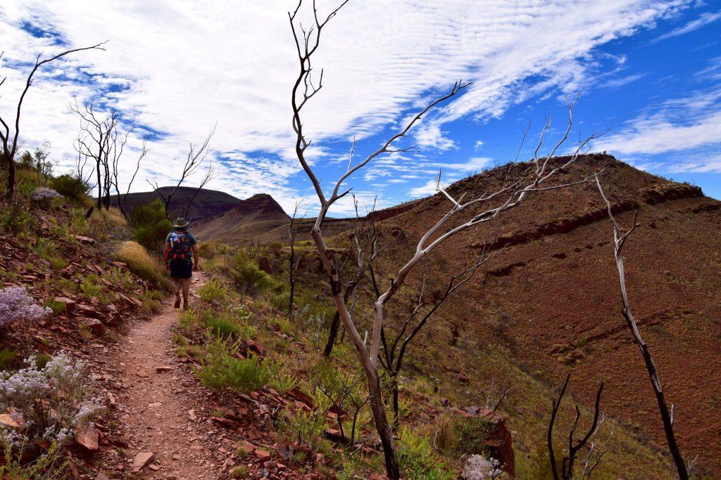 Faire une randonnée dans le Karijini National Park