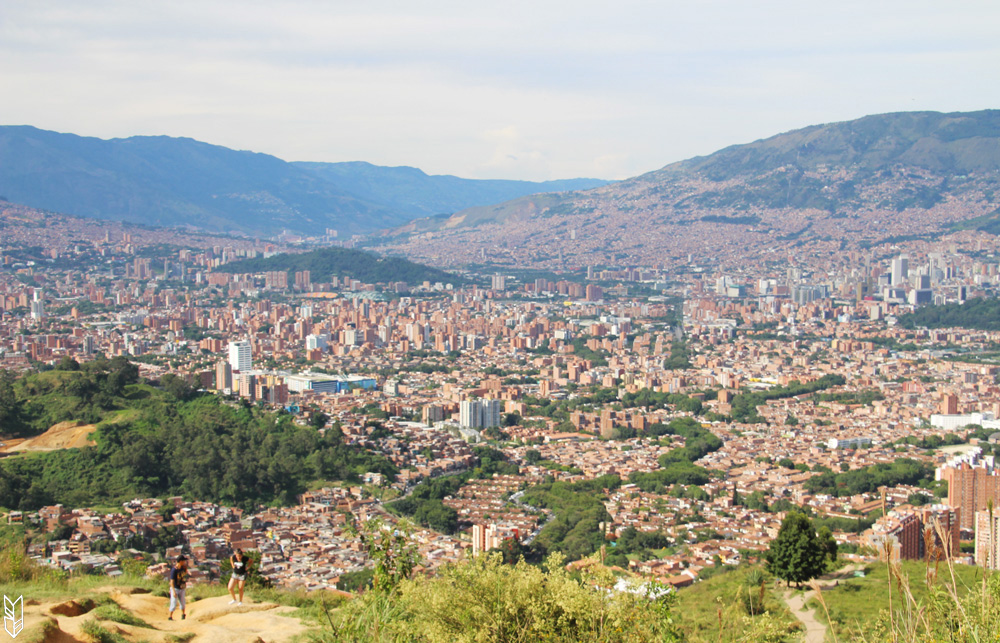 les conseils pour visiter Medellin par une fille en PVT colombie