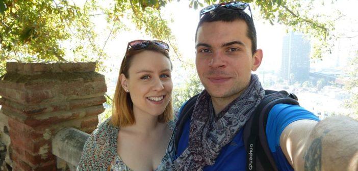 Rencontre avec Clémence et Nicolas, en PVT Chili