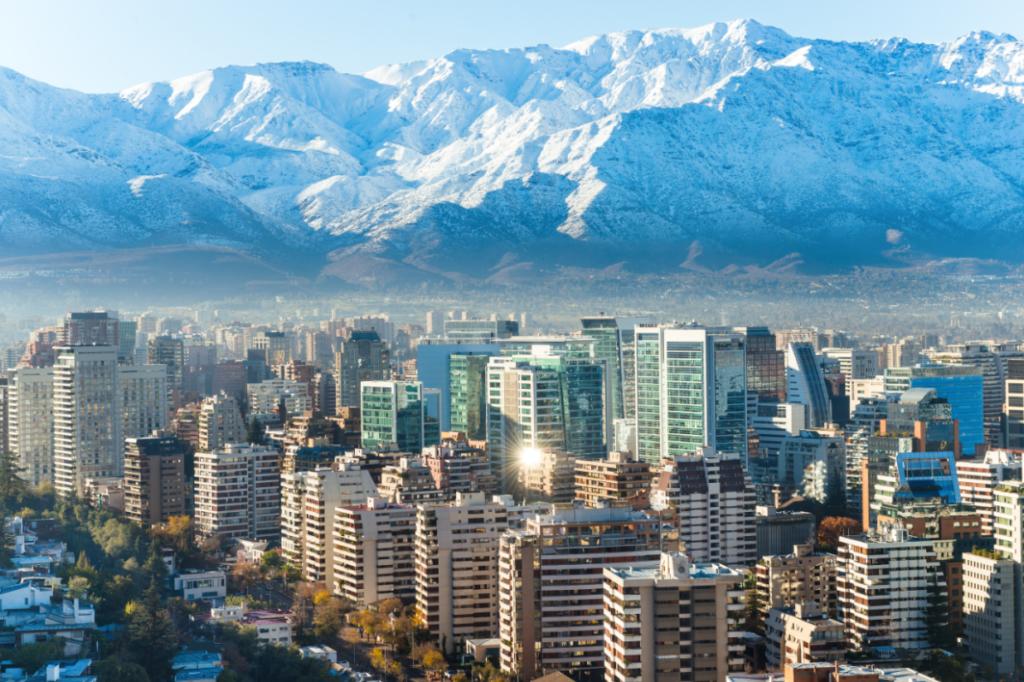 Les démarches pour travailler au Chili