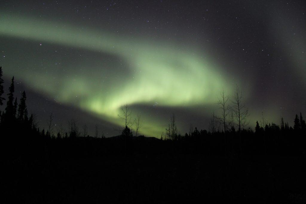 randonnée au Yukon