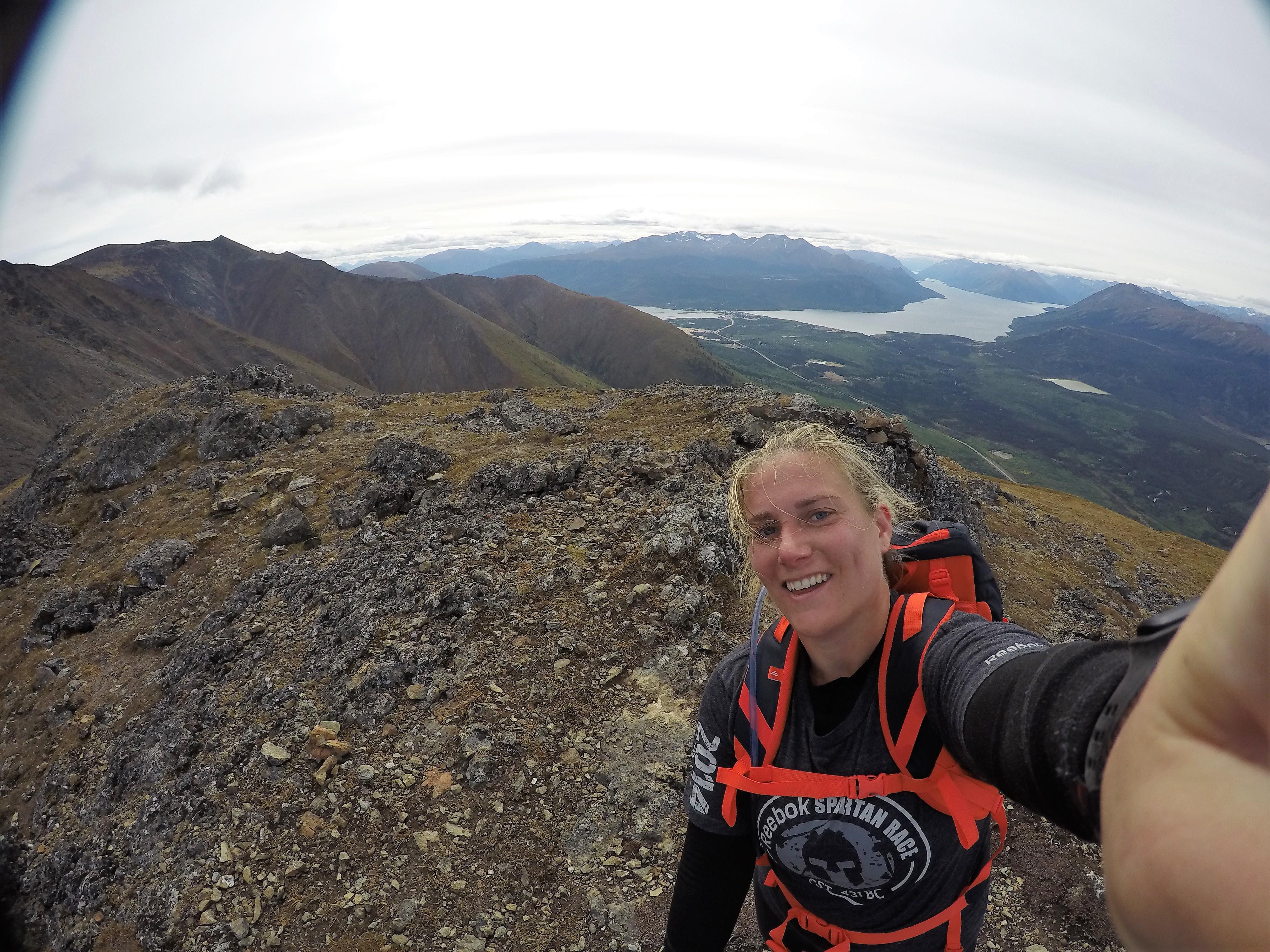 Vivre au Yukon et faire des randonnées