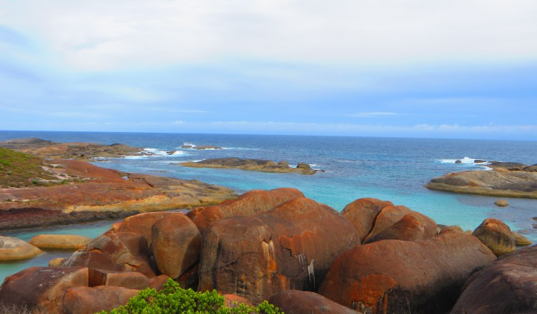 Elephant Rocks, William Bay en Australie occidentale