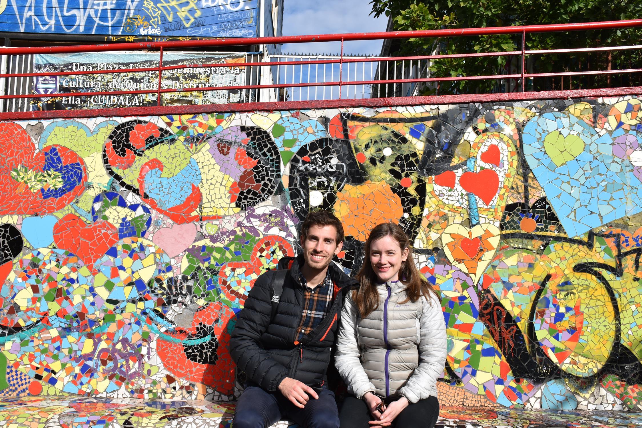 Marion et Nicolas nous racontent leur année au Chili