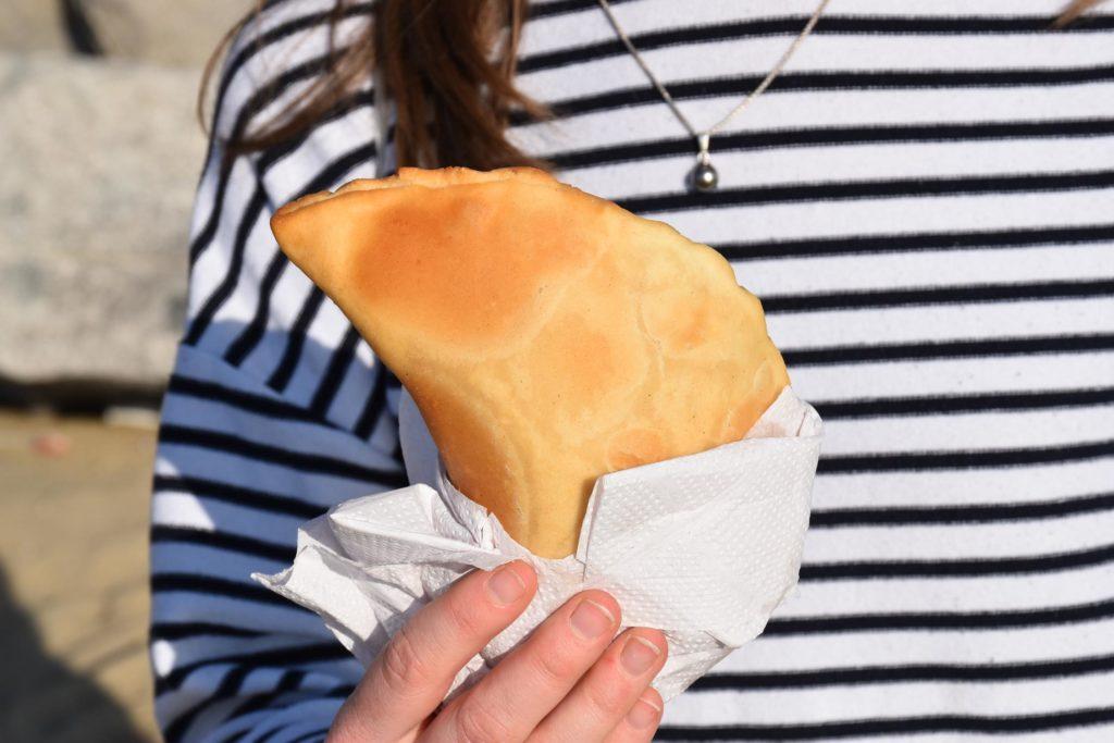 ou manger des empanadas a Santiago ?